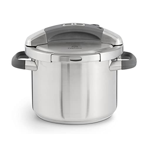 Calphalon Stainless Steel Pressure Cooker, 6-quart