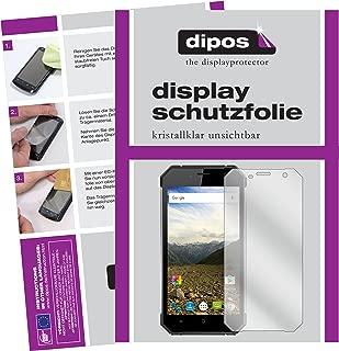 dipos I 2X Protector de Pantalla Compatible con Nomu S30 pelicula ...