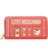 LOVE Moschino - Love and More Zip Wallet