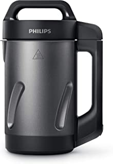 Philips Viva Collection HR2204/80 licuadora y máquina para hacer sopa 1,2 L - Licuadora y máquina para hacer sopa (1000 W, 230 V, 50 Hz, 0,5 W, 230 mm, 230 mm)