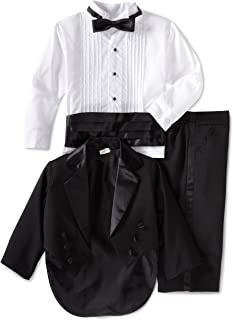 Joey Couture Little Boys ' Littleタキシードテールスーツ
