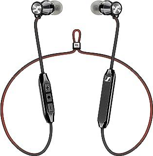 ゼンハイザー Bluetooth カナル型 イヤフォン MOMENTUM Free 左右一体型 apt-X/apt-X LL/AAC対応 【国内正規品】 M2 IEBT SW Black