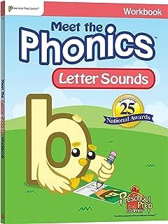 Meet the Phonics - Letter Sounds Workbook