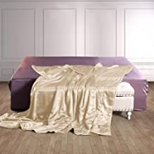 Best quilted silk throw blanket Reviews
