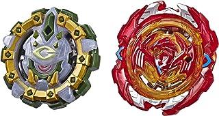 Beyblade Burst Turbo Slingshock Dual Pack Phoenix P4 and Cyclops C4