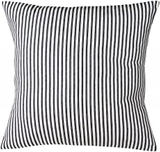 Pillow Covers Pillow Shams Black and White Beach Pillows Decorative Throw Pillows 18 Striped