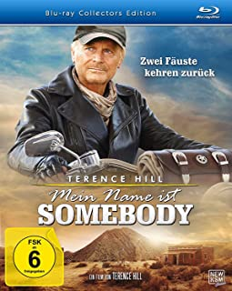 Mein Name ist Somebody - Collectors Edition Blu-ray