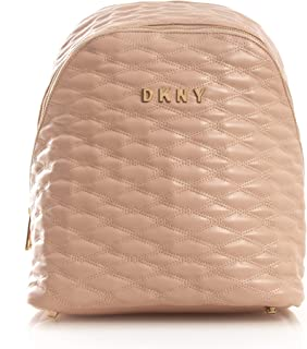 """DKNY Quilted Softside-Luggage, Pink, 14"""""""