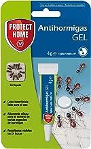 Protect Home Antihormigas Cebo en Gel contra Hormigas para Interiores, rápida acción y Altamente Atractivo, 4 gr, Azul