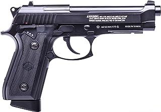 Crosman PFAM9B CO2-Powered Full Auto Blowback BB Air Pistol,Black