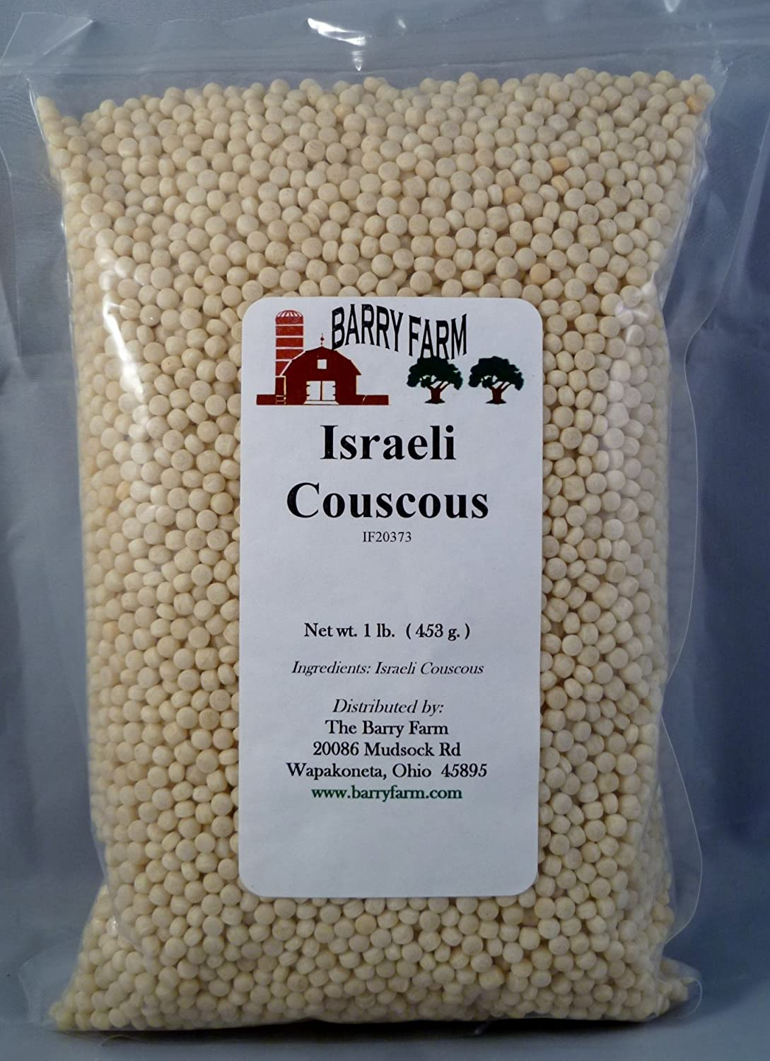 Special Campaign Israeli Couscous 1 Super popular specialty store lb.