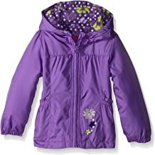 London Fog Girls' Perfect Fleece Lined Jacket