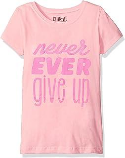 Fifth Sun Girls' Little Girls' Inspirational Graphic T-Shirt