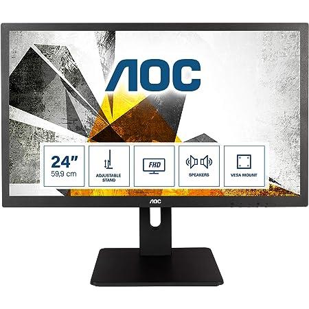 Aoc E2475swj 59 9 Cm Monitor Schwarz Computer Zubehör