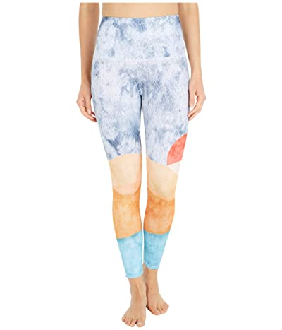 Onzie Graphic High-Rise Midi Leggings (Hero) Women
