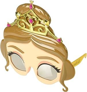 Sunstaches Disney Princess Belle Costume Sunglasses