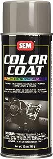 SEM 15813 Medium Dark Pewter Color Coat - 12 oz.