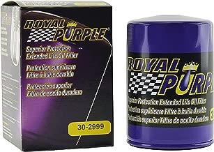 Royal Purple 30-2999 Extended Life Premium Oil Filter