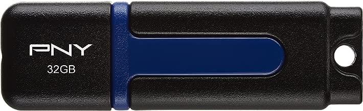 PNY Attache 32 GB USB 2.0 Flash Drive P-FD32GATT2-EF
