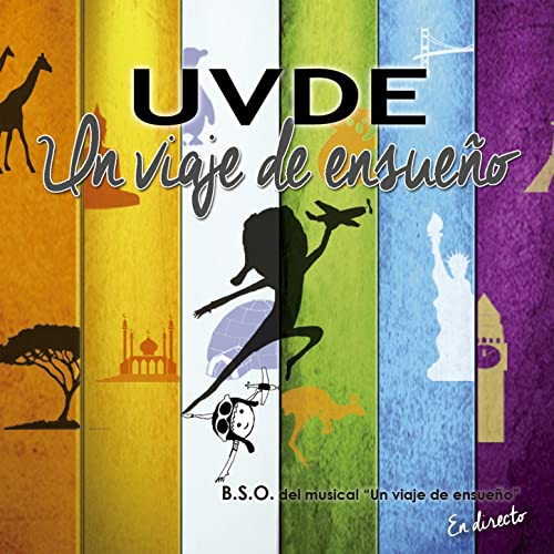 Un Viaje de Ensueño by UVDE on Amazon Music - Amazon.com