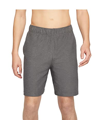 Nike Yoga Core Shorts (Iron Grey/Black) Men