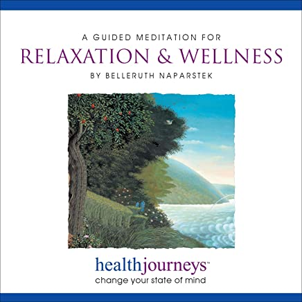 A Guided Meditation for Relaxation & WellnessGuided Imagery for Daily Relaxation, Facing Stressful Situations with Centered Calm, and Sustaining the Peace, Uplift and Gratitude of an Open Heart..