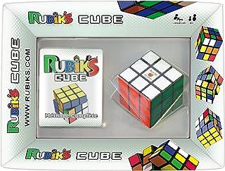 Rubik's - 0730 - Jeu d'action Et De Réflexe Cube 3x3 avec Méthode