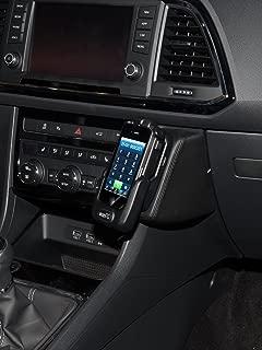 Kuda 289070 Console de Navigation en Cuir v/éritable pour Navi Porsche Cayenne /à partir de 05//2010