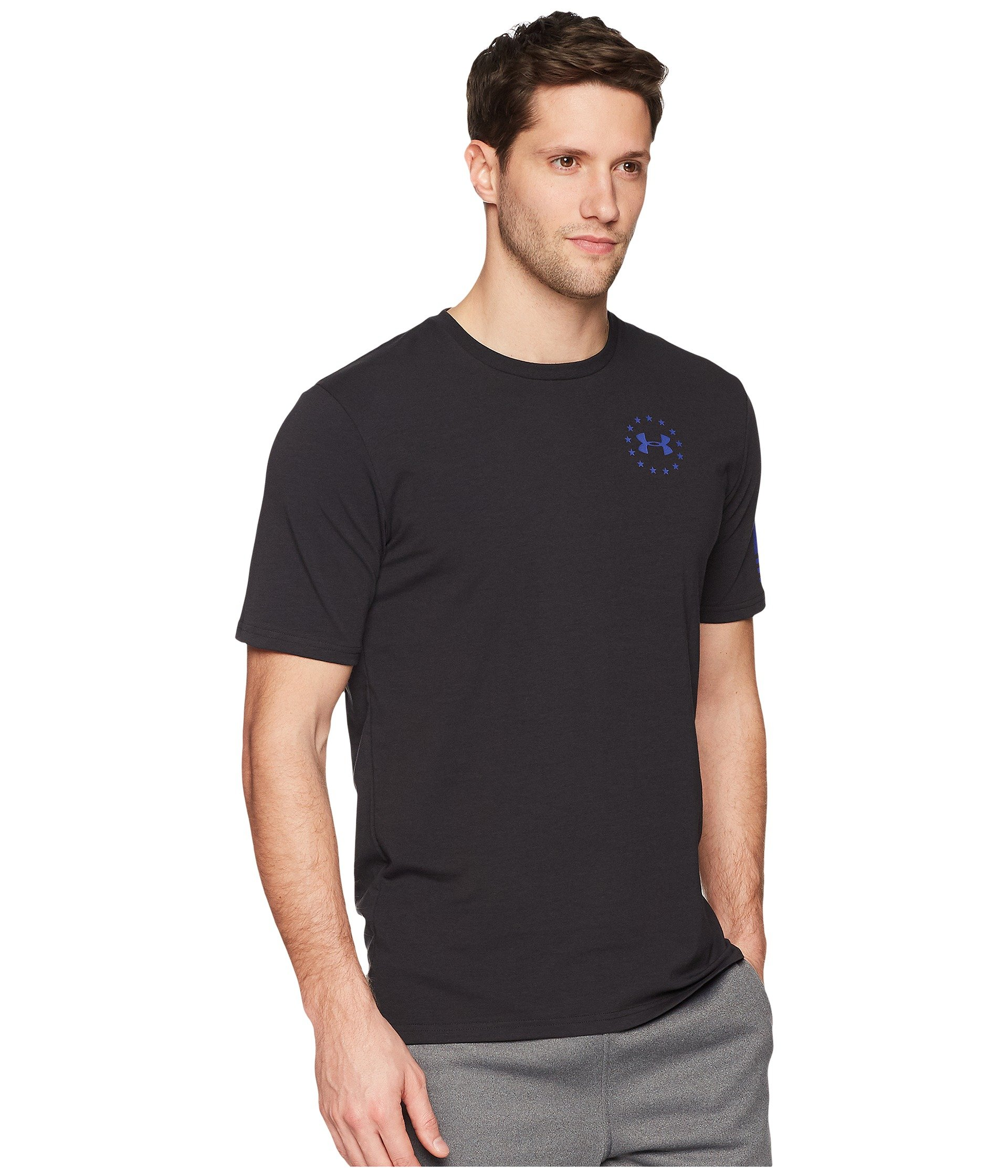royal Tee Black graphite Under Ua Express Armour Freedom wOxIxY0