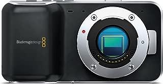 Blackmagic Pocket Cinema Camera with Micro Four Thirds Lens Mount
