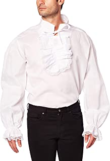 Ruffled Colonial Costume Shirt