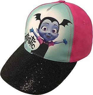Disney Vampirina Fangtastic Toddler Girls Baseball Cap Age 2-5 Pink and Black