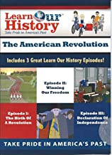Learn Our History: American Revolution Trilogy