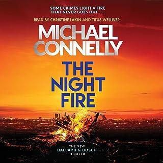 The Night Fire CD: The Brand New Ballard and Bosch Thriller