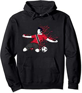Trinidad and Tobago National Soccer Team Jersey Football Pullover Hoodie