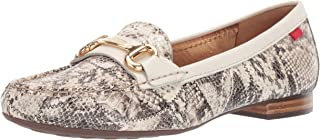 MARC JOSEPH NEW YORK Womens Womens Genuine Leather Grand Street Loafer