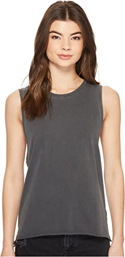Hurley - Washed Biker Tank Top