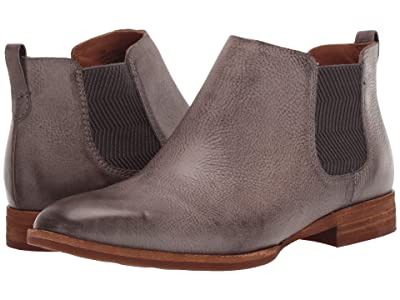 Kork-Ease Kama (Grey Full Grain Leather) Women