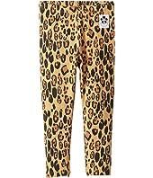 mini rodini - Basic Leopard Leggings (Infant/Toddler/Little Kids/Big Kids)