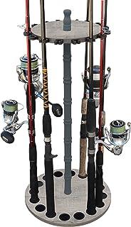 Rush Creek Creations Round 16 Fishing Rod Storage Rack