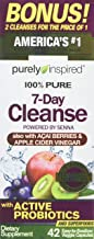 Muscletech 100 Pure 7-Day Cleanse 42 Standard 42 Capsules Estimated Price : £ 23,93
