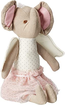 Linen Elephant Princess Doll