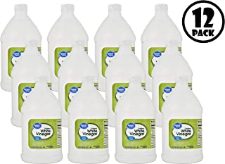 (12 Pack) Great Value Distilled White Vinegar, 64 oz