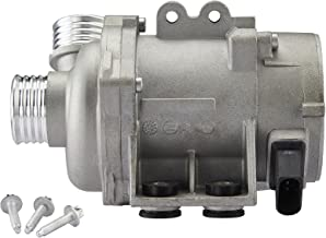 OrionMotorTech BMW Engine Electric Water Pump with Bolts, 11517586925, 702851208, 11517563183, 11510392553