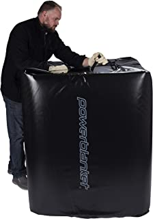 Powerblanket TH275 Insulated IBC Storage Tote Heater with Adjustable Thermostat Controller, Fits 275 Gallon IBC Tote's