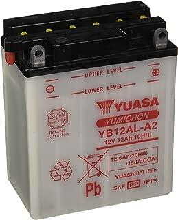 Yuasa Yumicron 12-Volt Battery YB12AL-A thru YB16L-B