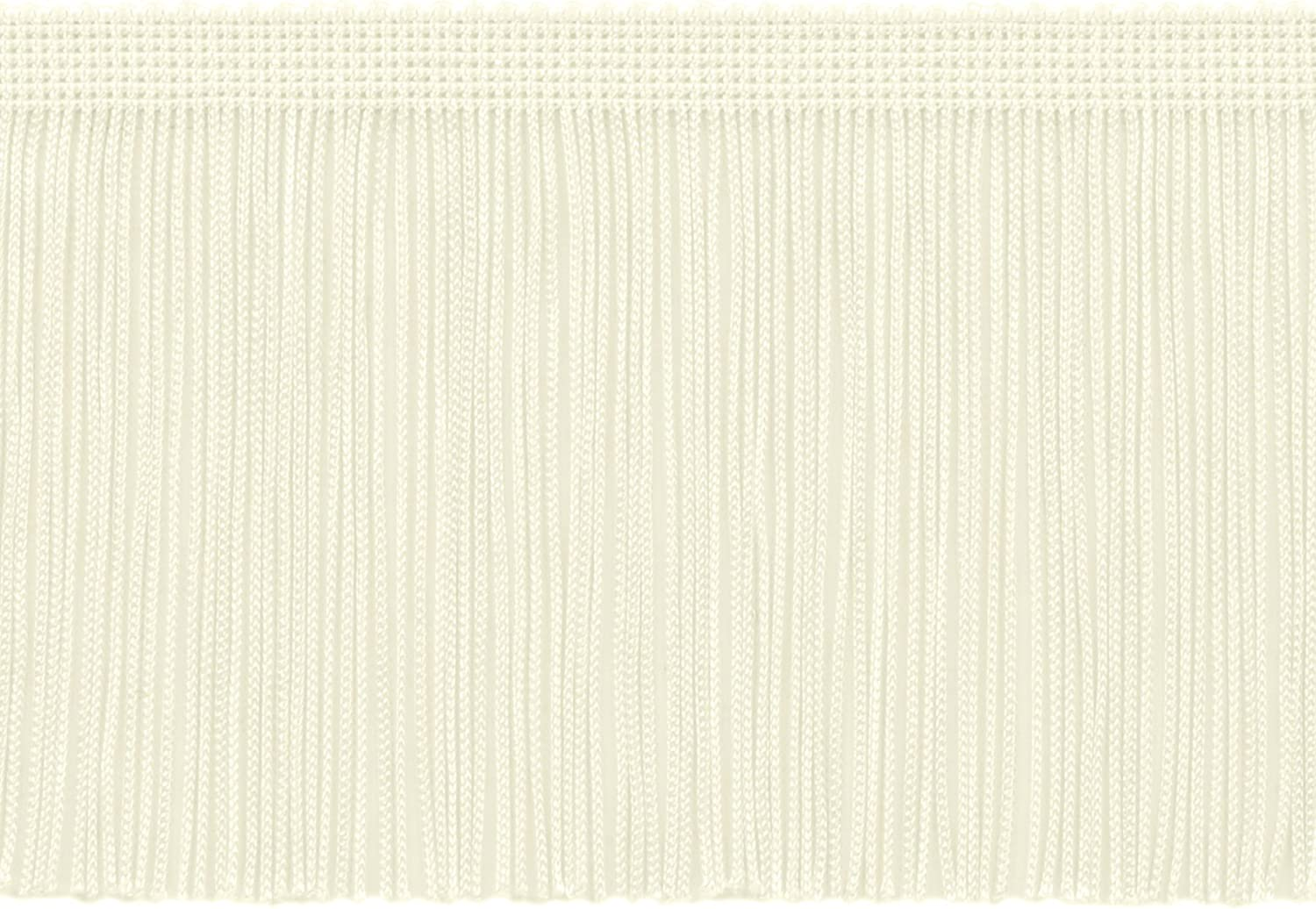 DÉCOPRO 18 Yard Package of 4 Trim Fringe Long Chainette Inch Max 76% OFF shopping