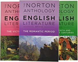 The Norton Anthology of English Literature. Volumes D, E, F: Packeage