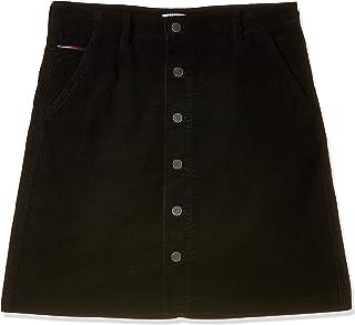 Tommy Hilfiger Women's Skirt, Black (Tommy Black), Size 32