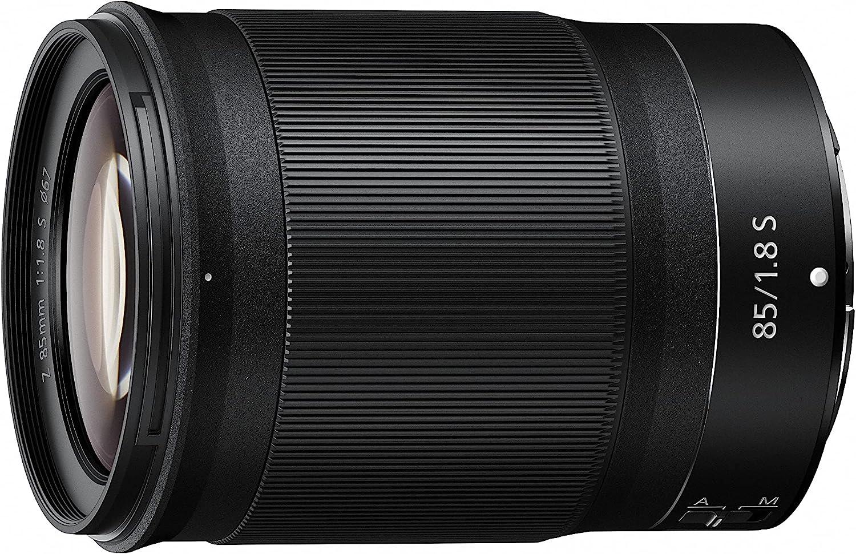 Buy NIKON NIKKOR Z 85mm f/1.8 S Portrait Fast Prime Lens for Nikon Z  Mirrorless Cameras Online in Germany. B07VQWGNHR